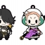 D4 Touken Ranbu Online - Rubber Strap Collection Vol.6 6Pack BOX(Pre-order) thumbnail 3