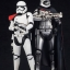 ARTFX+ - Star Wars The Force Awakens: First Order Stormtrooper Single Pack 1/10 Easy Assembly kit (In-stock) thumbnail 9