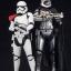 ARTFX+ - Star Wars The Force Awakens: First Order Stormtrooper Single Pack 1/10 Easy Assembly kit (In-stock) thumbnail 9