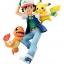 G.E.M. Series - Pokemon: Ash & Pikachu & Charmander Complete Figure(Pre-order) thumbnail 3