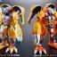"Digivolving Spirits 01 WarGreymon Kanzen Henkei Figure ""Digimon Adventure""(Pre-order) thumbnail 10"