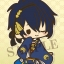 es Series nino Rubber Strap Collection - Touken Ranbu Online Kutsurogi ver. 10Pack BOX(Pre-order) thumbnail 2