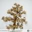 ต้นไม้มงคล หินไหมทอง ฐานควอตซ์สีน้ำนม ใช้เสริมฮวงจุ้ย โต๊ะทำงาน (1.3Kg) thumbnail 4