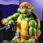 Teenage Mutant Ninja Turtles - Raphael - S.H.Figuarts - 1987 (Limited Pre-order) thumbnail 1