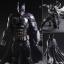 Play Arts Kai - JUSTICE LEAGUE: Batman Tactical Suit ver.(Pre-order) thumbnail 1