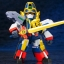 "D-Style ""The Brave Express Might Gaine"" Might Gaine Plastic Model(Pre-order) thumbnail 4"