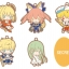 Rubber Mascot - Fate/Grand Order Design produced by Sanrio Vol.3 6Pack BOX(Pre-order) thumbnail 1
