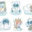 Rubber Mascot - Gintama Hata Ouji to Koori no Doubutsu ja! Hen 6Pack BOX(Pre-order) thumbnail 1