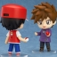 Nendoroid Pokémon Trainer Red & Green thumbnail 5