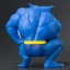 ARTFX+ - MARVEL UNIVERSE: Cyclops & Beast 2Pack 1/10 Easy Assembly Kit(Pre-order) thumbnail 12
