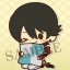 es Series nino Rubber Strap Collection - Touken Ranbu Online Kutsurogi ver. 10Pack BOX(Pre-order) thumbnail 9