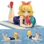 THE IDOLM@STER Cinderella Girls - Momoka Sakurai [Summer Mademoiselle]+ 1/7 Complete Figure(Pre-order) thumbnail 1