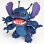 "Figure Complex MOVIE REVO Series No.003 ""Lilo & Stitch"" Stitch (Prototype No.626)(Pre-order) thumbnail 10"