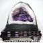 ▽โพรงอเมทิสต์ ( Amethyst Geode) ตั้งโต๊ะ (9.2KG) thumbnail 2