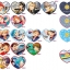 Ensemble Stars! - Cushion Badge [B Box] 15Pack BOX(Pre-order) thumbnail 1
