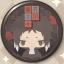 Koedarize Accessory Series - Bungo Stray Dogs Can Badge Collection 10Pack BOX(Pre-order) thumbnail 9