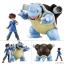 G.E.M. Series - Pokemon: Gary & Blastoise Complete Figure(Pre-order) thumbnail 1