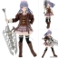 1/12 Assault Lily Series 033. Assault Lily Gaiden / Jeanne Sachie Fukuyama Complete Doll(Pre-order) thumbnail 1