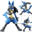 Variable Action Heroes - POKKEN TOURNAMENT: Lucario Action Figure(Pre-order) thumbnail 1