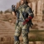 Metal Gear Solid V: The Phantom Pain - Venom Snake 1/6 Scale Statue(Pre-order) thumbnail 6