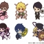 Noragami - Rubber Strap Collection 6Pack BOX(Pre-order) thumbnail 1