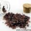 =แร่ทรายคำ Garnet Sand ขนาดเล็กในขวดแก้วจุกก๊อก thumbnail 1