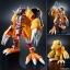 "Digivolving Spirits 01 WarGreymon Kanzen Henkei Figure ""Digimon Adventure""(Pre-order) thumbnail 1"