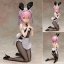 B-STYLE - Re:ZERO -Starting Life in Another World-: Ram Bunny Ver. 1/4 Complete Figure(Pre-order) thumbnail 1