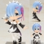Cu-poche - Re:ZERO -Starting Life in Another World- Rem Posable Figure(Pre-order) thumbnail 1