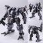 Front Mission The First - WANDER ARTS: Zenith City Camouflage Ver. Action Figure(Pre-order) thumbnail 1
