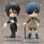 Cu-poche - Black Butler: Book of the Atlantic: Ciel Phantomhive Posable Figure(Pre-order) thumbnail 9