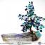 ต้นไม้มงคล ต้นไม้ หินลาพิส ลาซูลี่ Lapis Lazuli ใช้เสริมฮวงจุ้ย โต๊ะทำงาน (642g) thumbnail 6