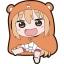 Himouto! Umaru-chan - Petanko Trading Rubber Strap 10Pack BOX(Pre-order) thumbnail 2