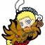Rubber Mascot Buddy Colle - BORUTO -NARUTO THE MOVIE- Seichou shita Ore-tachi Dattebayo Hen 6Pack BOX(Pre-order) thumbnail 2