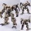 Front Mission The First - WANDER ARTS: Zenith Desert Ver. Action Figure(Pre-order) thumbnail 1