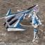 ACKS V.F.G. Macross Delta VF-31J Siegfried Plastic Model(Pre-order) thumbnail 4