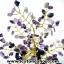 ต้นไม้มงคล หินอเมทิสต์ ใช้เสริมฮวงจุ้ย โต๊ะทำงาน (285g) thumbnail 4