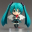 Nendoroid Co-de - Character Vocal Series 01 Miku Hatsune Red Feather Community Chest Movement 70th Anniversary Commemoration Co-de(Pre-order) thumbnail 2