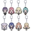 Gakusen Toshi Asterisk - Moekko Trading Acrylic Keychain 8Pack BOX(Pre-order) thumbnail 1