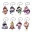 Pita! Deforme - Osomatsu-san Casual Wear Ver. Acrylic Keychain 8Pack BOX(Pre-order) thumbnail 1