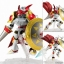 "NXEDGE STYLE [DIGIMON UNIT] Dukemon ""Digimon Tamers""(Pre-order) thumbnail 1"