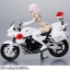 1/12 Complete Motorcycle Model CB1300P (WHITE)(Back-order) thumbnail 8