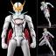 Tatsunoko Heroes Fighting Gear - Casshan Action Figure(Pre-order) thumbnail 1