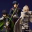 mensHdge technical statue No.21 Seraph of the End - Yuichiro Hyakuya Complete Figure(Pre-order) thumbnail 13