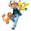 G.E.M. Series - Pokemon: Ash & Pikachu & Charmander Complete Figure(Pre-order) thumbnail 7