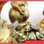 ▽ต้นไม้มงคลซิทริน Citrine ชุดเงินทองไหลมาเทไม thumbnail 9