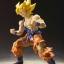"S.H. Figuarts - Super Saiyan Son Goku Chou Senshi Kakusei Ver. ""Dragon Ball Z""(Pre-order) thumbnail 3"