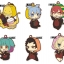 Eformed - Assassination Classroom PajaChara Rubber Strap 6Pack BOX(Pre-order) thumbnail 1