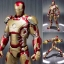 "S.H. Figuarts - Iron Man Mark 42 ""Iron Man 3""(Pre-order) thumbnail 1"