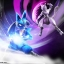 Variable Action Heroes - POKKEN TOURNAMENT: Lucario Action Figure(Pre-order) thumbnail 6